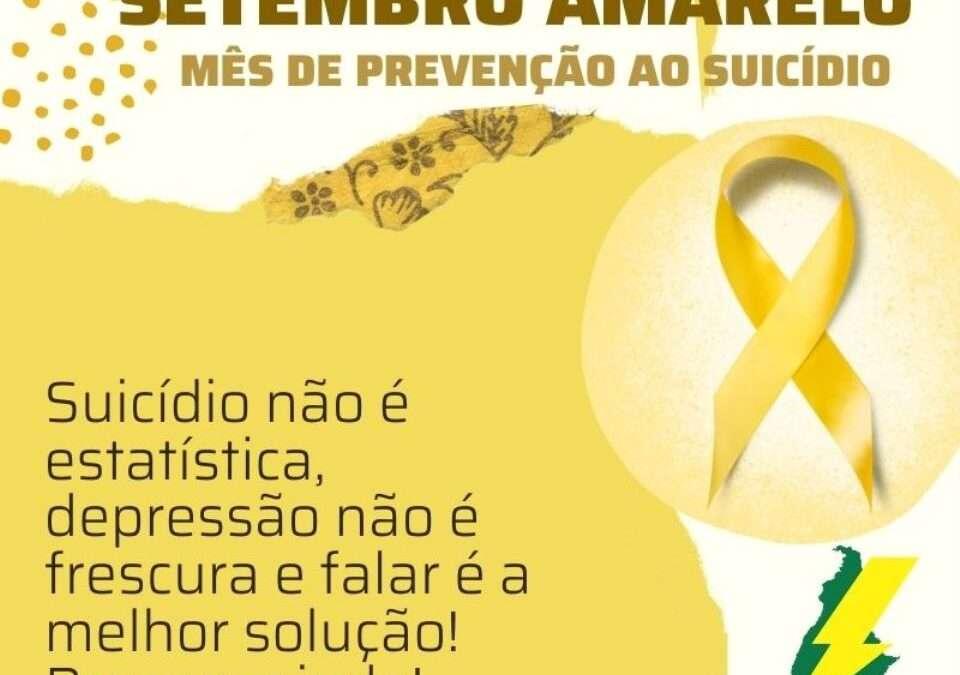Steet pela valorização da vida no mês de prevenção ao suicídio