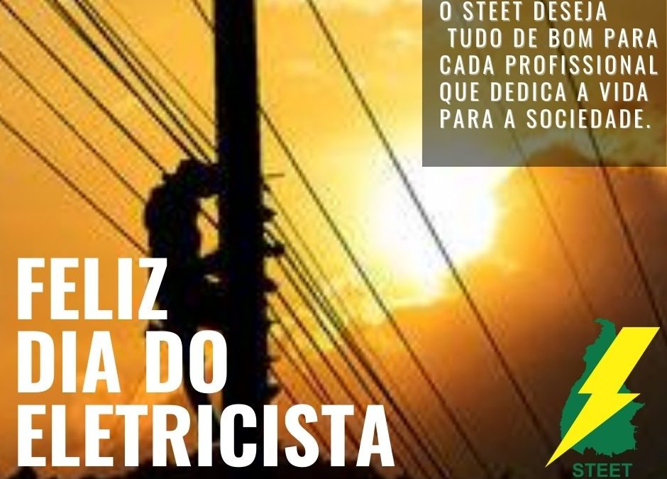 Dia do Eletricista
