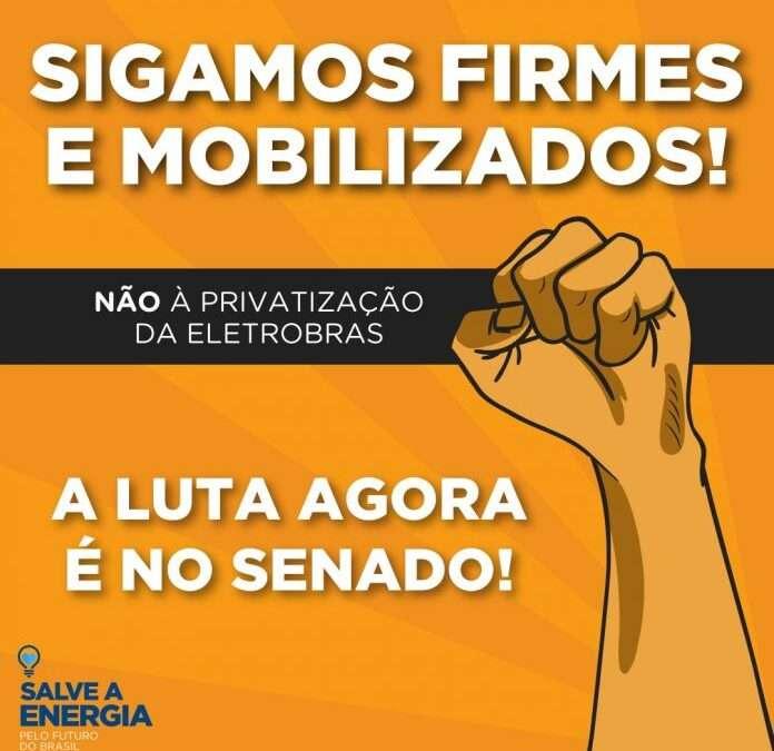 Retrocesso: Câmara dos deputados aprova a privatização da Eletrobras