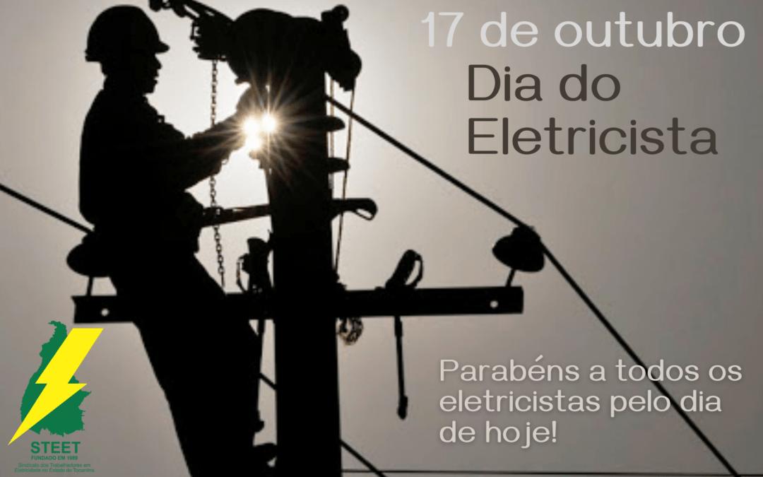 Feliz dia do eletricista